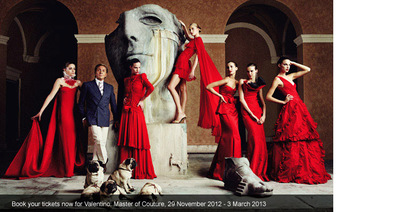 Valentino: Master of Couture, somerset house