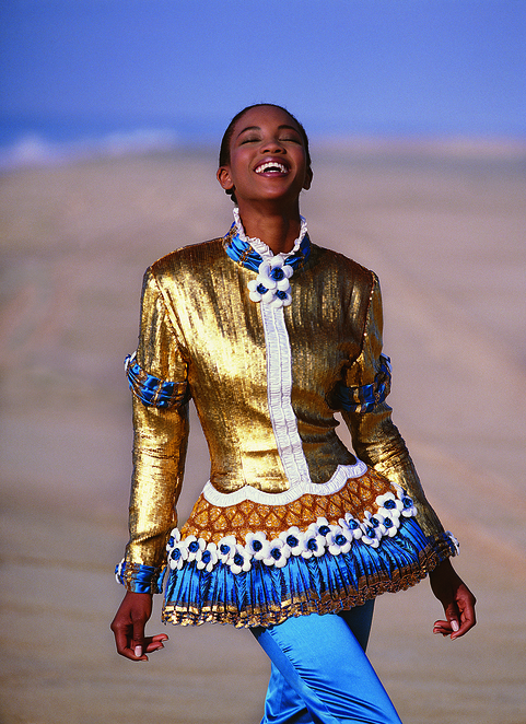 Vogue Century of Style Naomi Campbell