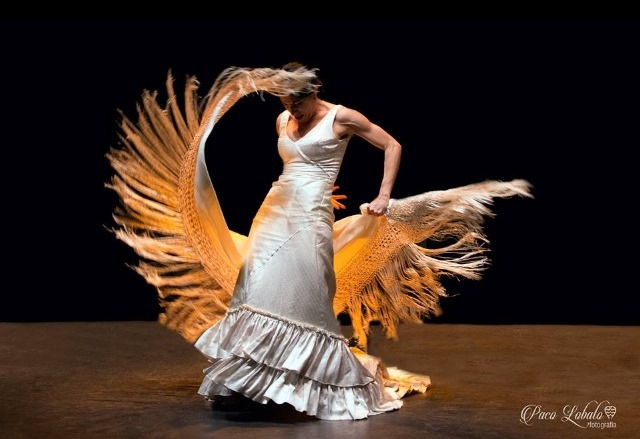 Ana Morales, Flamenco dancer, Reunion, Birmingham, Flamenco edition, dancexchange