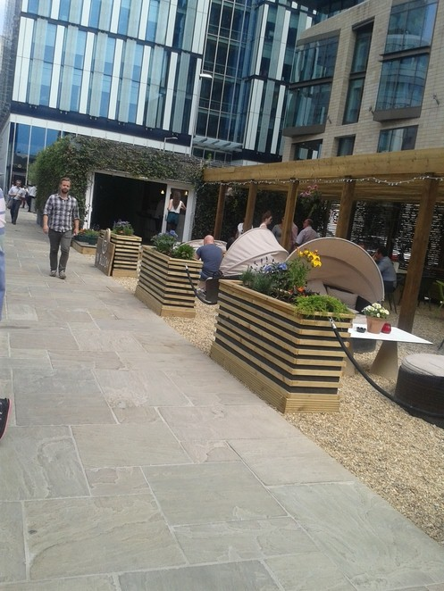 Bloom Bar, Spinningfields,
