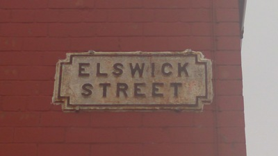 Elswick Street, Toxteth, Liverpool, Bread, TV, Tourist Attraction