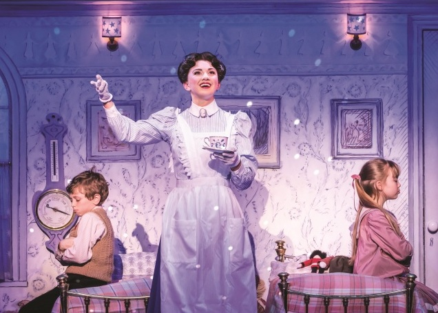 mary poppins, Birmingham Hippodrome, musicals, theatre review
