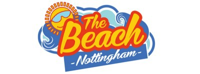 nottingham riviera, nottingham beach, summer in notts, things to do nottingham