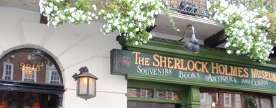 The Official Home of Sherlock Holmes