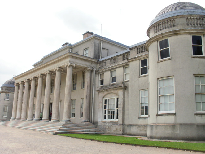 Shugborough, Staffordshire, Lord Lichfield, Georgian