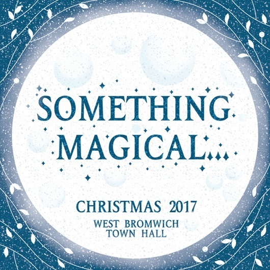 something magical, orchestra, Christmas 2017, West Bromwich, Town Hall, Xmas, music