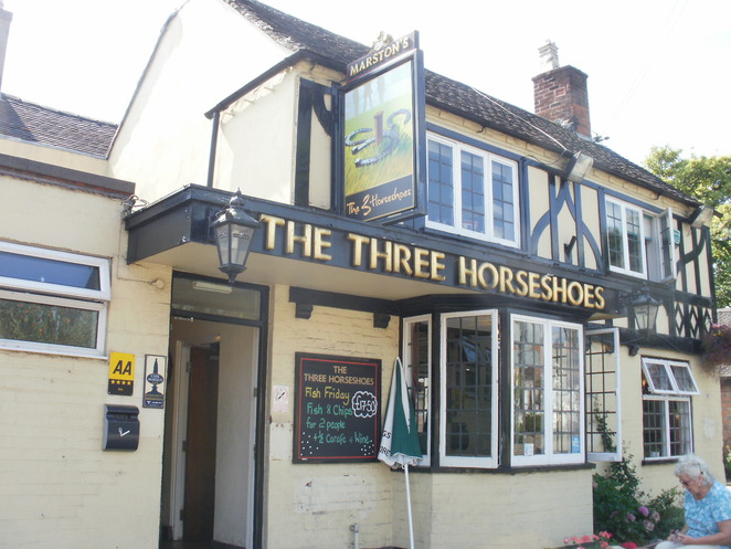 The 3 Horseshoes