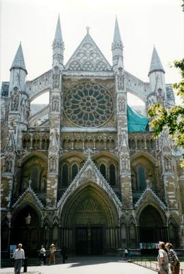 westminster abbey north entrance