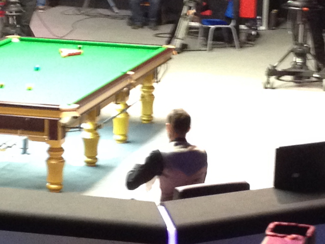 ally, pally, alexandra, palace, snooker, masters, selby