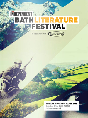 Bath, literature festival, JK Rowling, authors, writing tips, events