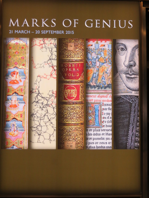 marks of genius, bodleian library, oxford