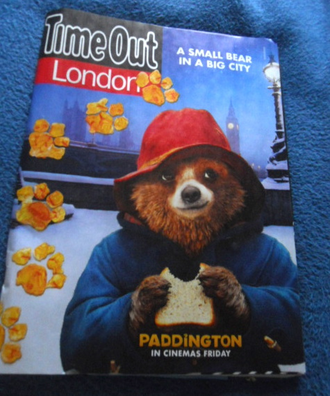 paddington bear, movie, paul king, time out