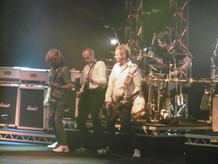 Status Quo, Rhino Edwards, Leon Cave, Barclaycard Arena Birmingham, Francis Rossi, Rick Parfitt, 2014 Review