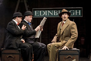 The 39 Steps, Alfred Hitchcock, Birmingham Rep