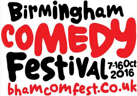 Birmingham Comedy Festival 2016, Kerry Godliman, The Boy With Tape on His Face, Maureen Younger, Rocky Horror Show, Justin Moorhouse, Hannah Silvester, Romesh Ranganathan, Birmingham Town Hall