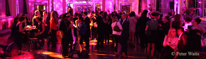 Bloomsbury Ballroom Party