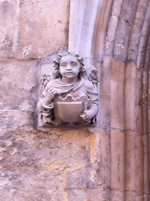 bodleian, library, oxford, grotesque