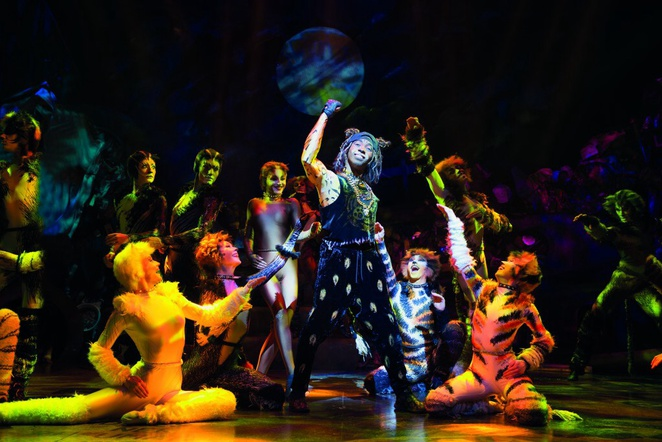 Cats, Birmingham hippodrome, uk tour, review, rum Tum Tugger