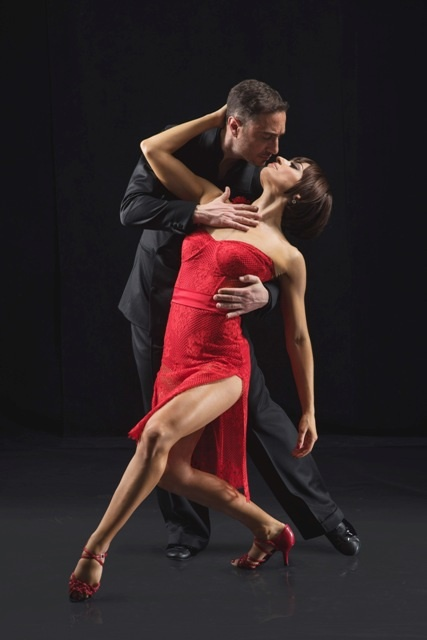 Flavia and Vincent , the last tango, Phoenix theatre, London,