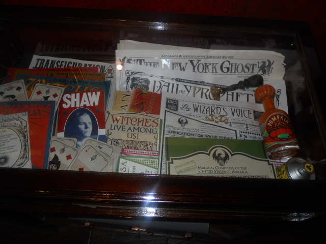 house of minalima, fantastic beasts and where to find them, exhibition