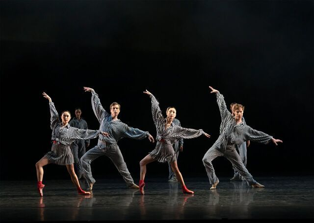Polarity and proximity, Birmingham Royal ballet, review