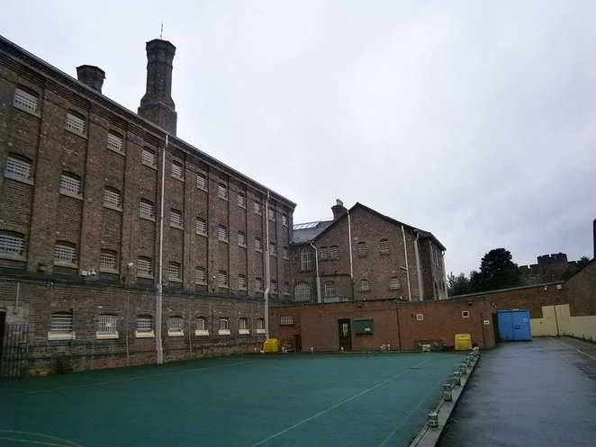 shrewsbury, Shropshire, prison, tour, museum, tourist attraction, unusal activity, ghost, dana, capital punishment