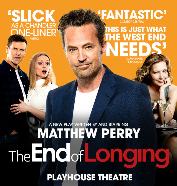 The End of Longing by Matthew Perry