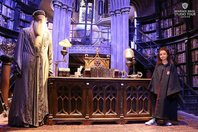 Warner Bros Studio Tour, The Making of Harry Potter