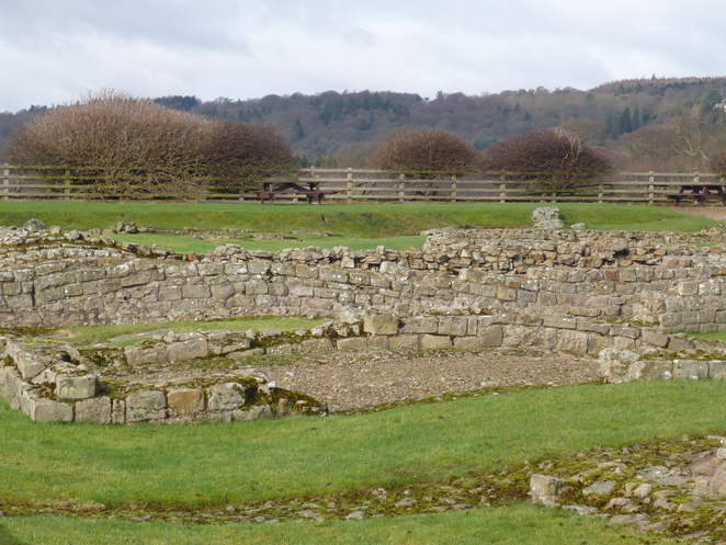 corbridge, hadrian's, wall