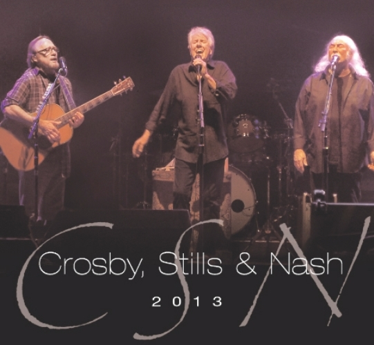 Graham Nash, Birmingham Town Hall, Crosby Stills Nash & Young, The Hollies, Over The Years