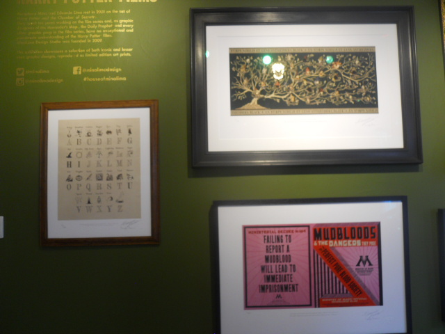 house of minalima, graphic art of harry potter films