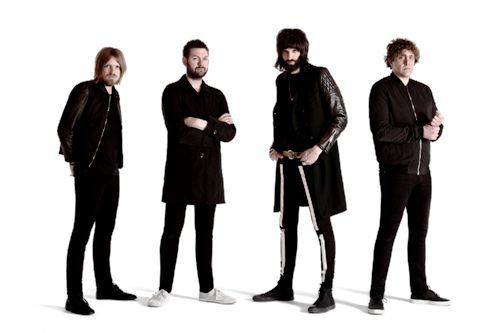 Kasabian, Serge Pizzorno, Tom Meighan, Chris Edwards, Ian Matthews,Tim Carter, Arena Birmingham, Barclaycard Arena Birmingham, For Cring Out Loud