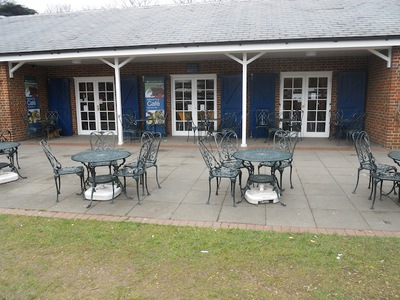 national Trust, morden hall park, cafe, tea room