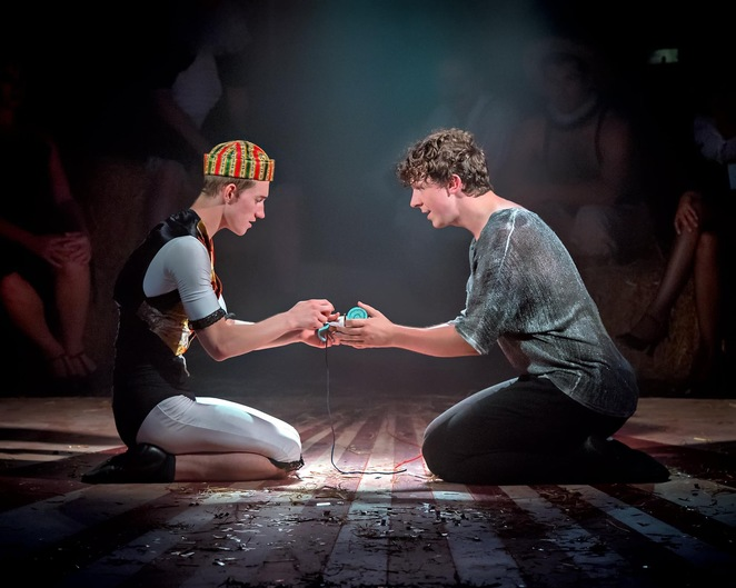 Pippin, Hope Mill Theatre, musical, manchester, schwartz, theatre, Jonathan O'Boyle