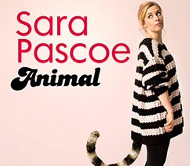 Sara Pascoe, comedians in Birmingham, Old rep theatre 2017