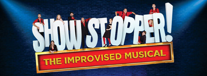showstopper the improvised musical, nuffield southampton theatre, theatre southampton, musicals southampton