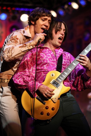 Sunny Afternoon, The Kinks, Ray Davies, Dave Davies, Ryan O'Donnell, Mark Newnham, New Alexandra Theatre Birmingham, Review