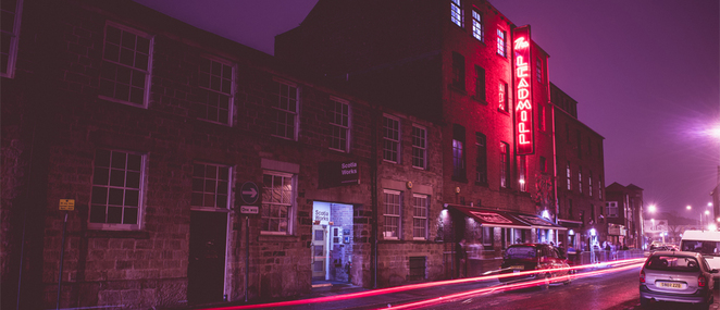 The Leadmill Sheffield