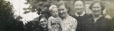 A Family in Wartime