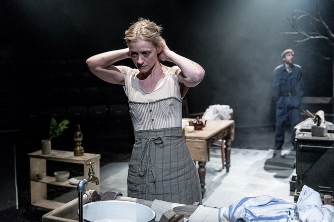 Anne-Marie Duff Royal Exchange Husbands & Sons