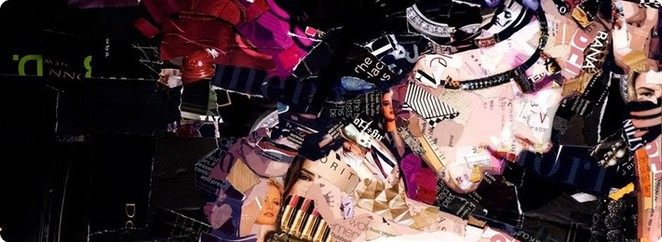 Derek Gores, art collage, workshop, Cornerhouse