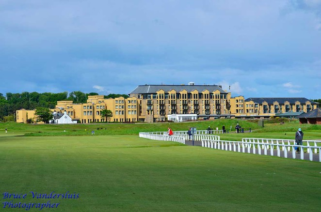St Andrew's, Golf, Scotland, United Kingdom