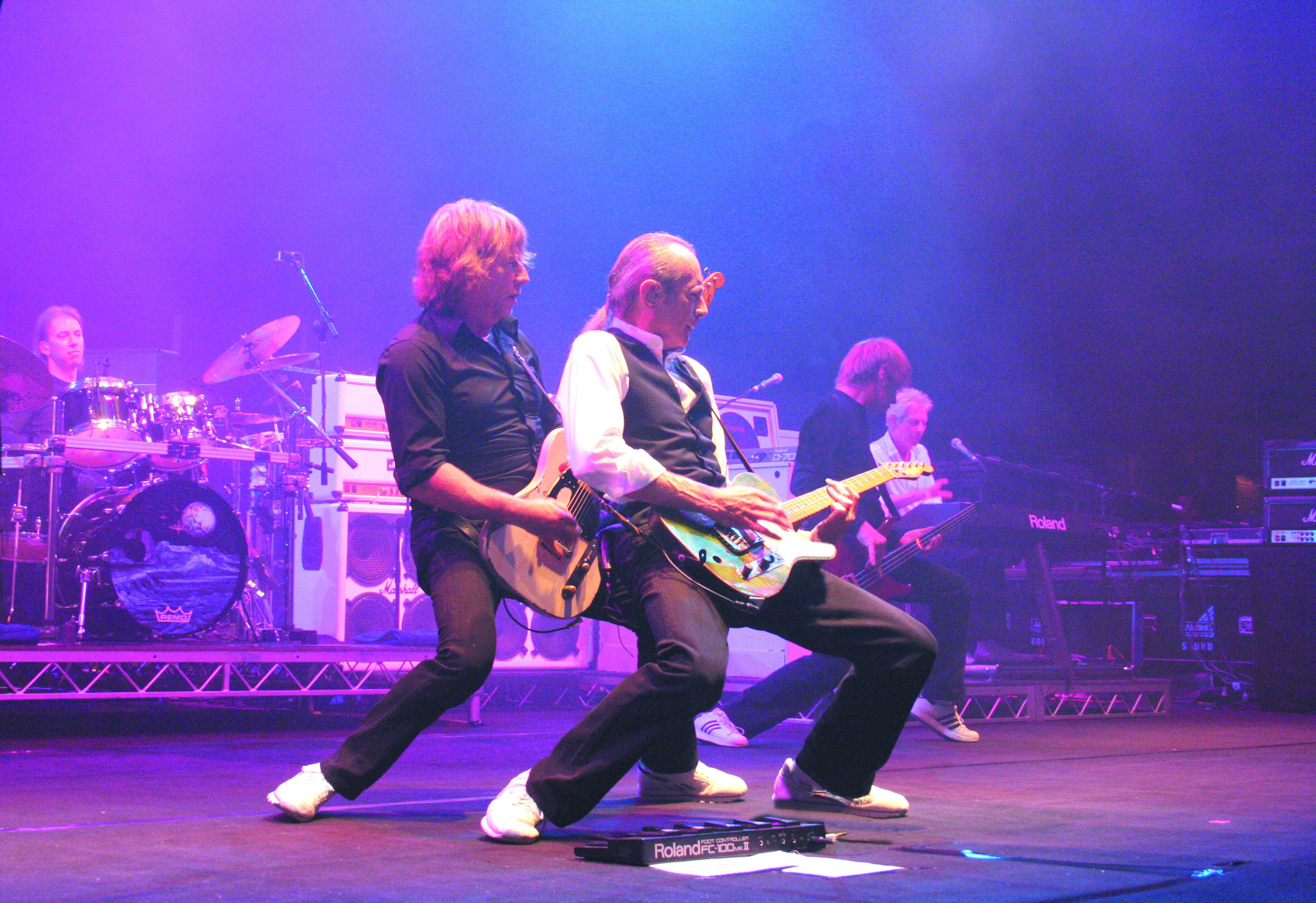 Status Quo Uk Tours Reissued Album And Piledriver Beer