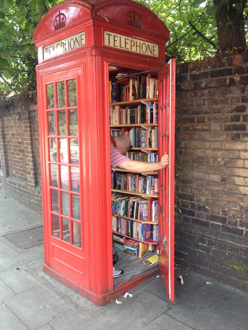The Telephone Library