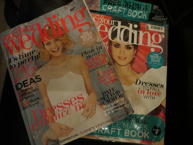 you, your, wedding, magazine