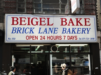 Where Can You Buy the Best Bagels in London