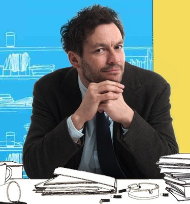 Dominic West as Butley, photo by Tristram Kenton