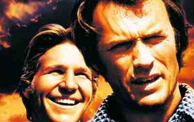 Jeff with Clint in Thunderbolt and Lightfoot