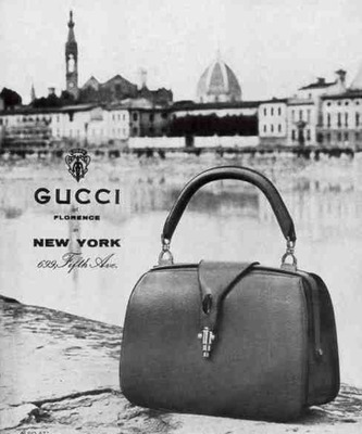 I bet whoever bought this bag still uses it today - it's gorgeous