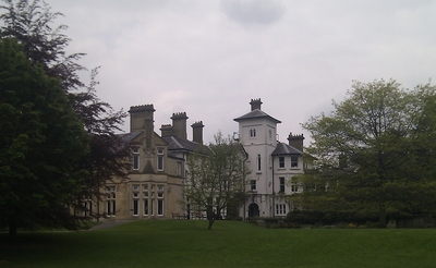Avenue House and The Lodge